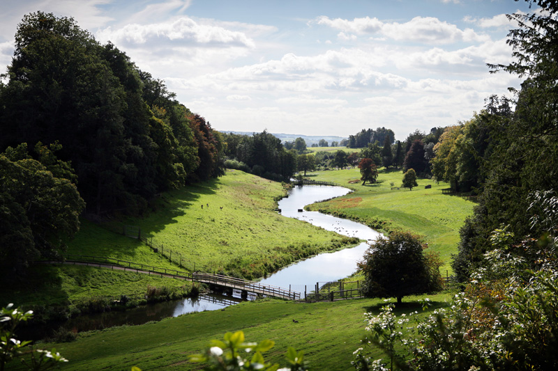 Experience the real English countryside….