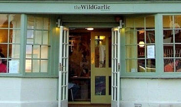 wild garlic matt follas beaminster swandown lodge holiday food beer restaurant masterchef chef celebrity
